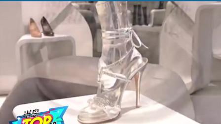 盘点10双你从未见过的奇葩鞋子,最贵的要卖1700万美元——NO·6