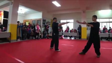 武术:八极拳的实战运用,招招制敌,这才是中华武术的精髓