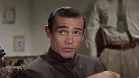 007:邦德到地下室做客,却发现外面几尺的鱼,比人还要大