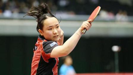 乒乓球业余爱好者如何对付长胶,伊藤美诚打长胶战例技战术学习
