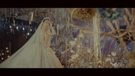《她嫁给了那个最值得的人》  迷鹿婚礼电影作品