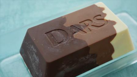 超市里超火的巧克力冰淇淋,原来做法这么简单!学会自己做着吃吧