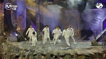 200227   防弹少年团《Black Swan》全员直拍 @ MCD 舞台