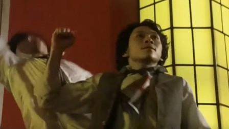 鬼马智多星:罗宾神探一米五,打人只需要一拳,长再高有啥用