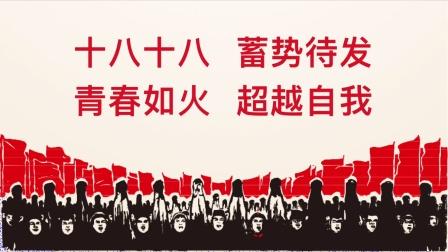 广东省惠州市惠阳高级中学实验学校2020届高三十八班百日誓师视频