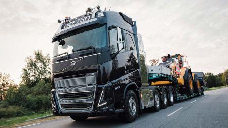 2020 沃尔沃卡车新款FH16 - 全绍介Volvo new FH