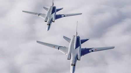 向土耳其发出警告,俄军轰炸机逼近土领空,大批战机轮番护航