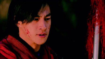 少年杨家将:二郎三郎战沙场,胡歌要去找回尸骨,何润东制止他