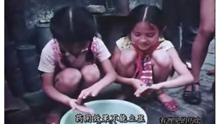 历史回放 70年代小孩子养土鳖做玩具 还有人记得不
