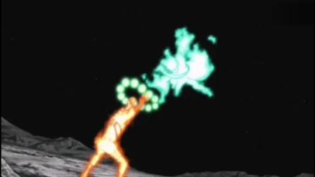 火影:鸣人为了救雏田,差点把月球给毁了