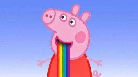 小猪佩奇第七季 野餐披萨猪猪侠宝宝巴士萌鸡小队小伶玩具