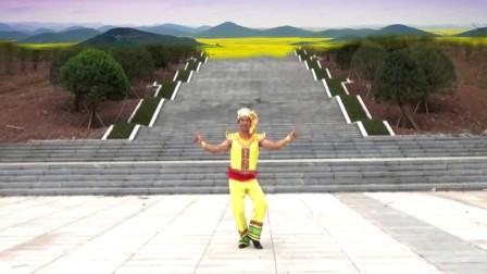 充满特色的傣族舞《彩云之南》柔情似水的舞蹈!