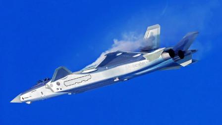 中国将买苏57?沈飞总师:苏57拥有独特技术,可与歼20结合使用