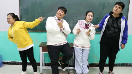 王小九短剧:老师提问学渣英语单词,王小九支招,老师反应太逗了