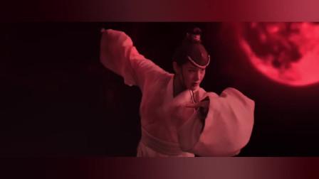 剑王朝之孤山剑藏   电影剪辑   夜策冷大战血妖boods片段
