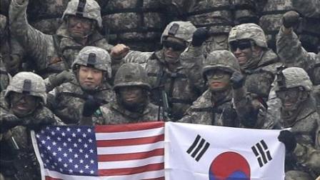 为控制新冠疫情,美国封锁驻韩美军基地
