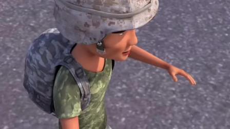花式投降,让我很难下的了手#防弹铁头团
