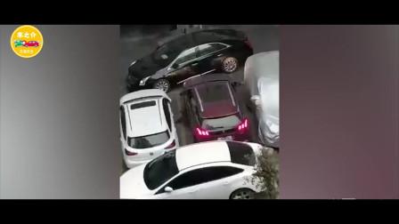 这车是怎么开的,谁能给我解释一下!