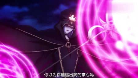 Fate:Caster的绝技好炫,空间转移一出,卫宫士郎都被击退数米远!