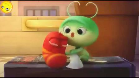 爆笑虫子:心碎是一种什么感觉?小红不知道,竟是因为它心死了?