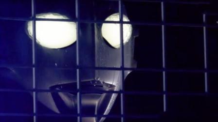 奥特曼拼命守护人类,却被要求滚出地球,奥特曼默默留下了眼泪