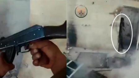 5米距离钢芯弹互相扫射,叙叛军38枪打死特种兵:惨烈现场曝光