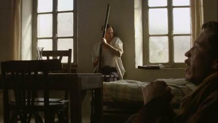 《远离人迹》法国高分冷门影片,西部片既视感,救赎一颗孤独的心灵