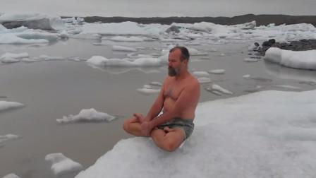 """世界上最""""冷酷""""的人,常年静坐北极冰川思考人生,原因让人难以置信!"""