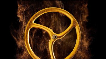 《美骑快讯》第293期 能折叠?带弹簧?贴金箔?这些自行车的轮子太好笑了