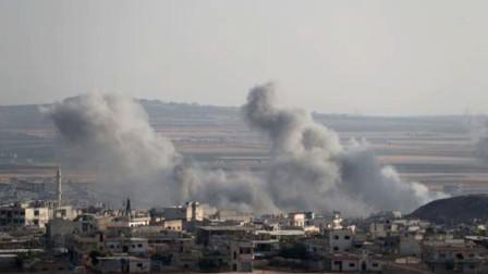 单日死亡人数最多!至少33名土耳其士兵在叙利亚遭空袭丧生