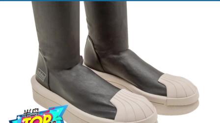 盘点10双你从未见过的奇葩鞋子,最贵的要卖1700万美元——NO·3
