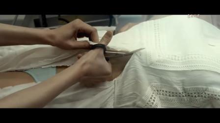 昏迷女孩遭医生轮番欺辱,多年后变成屠夫疯狂复仇,犯罪片