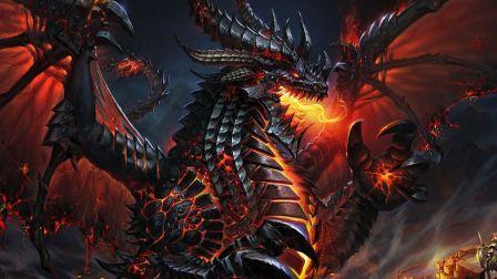 【 魔兽台词燃向】吾名死亡之翼,天命之灭世者,但又有谁记得我曾名为奈萨里奥