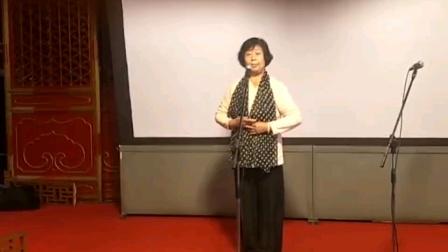 北京老舍茶馆,京胡伴奏费玉明老师,演唱者李琴。(一)