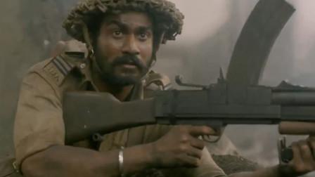 印度战争经典,寡不敌众,打的惨烈