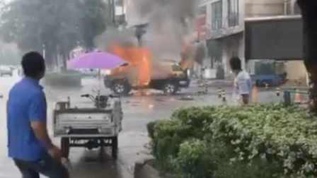 安徽宿州越野车爆炸案终审宣判:2人被判死缓