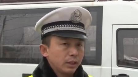 男子无视交规疯狂驾驶,江苏民警搜查违法记录,竟多到上百条