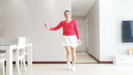 64步《粉红色的回忆DJ》摆胯步子舞