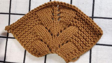 从上往下编织毛衣两边加针,这种加针的花纹漂亮,新手也可以编织,加针的花纹平整,适合编织女款的毛衣