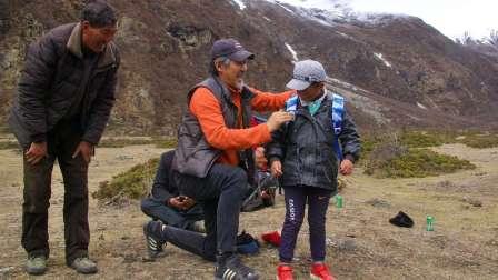 《与爱同行》2019西藏公益活动