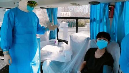 未感染一人,康复后捐献血浆!武汉一确诊大学生硬核自我隔离38天