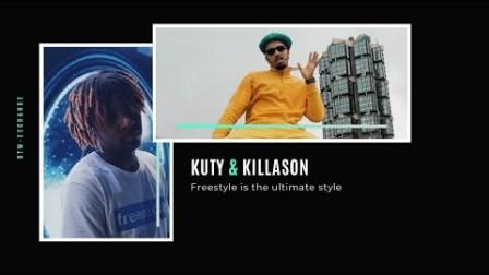 法国特色地下Hiphop系列赛事BTM exchange:Kuty Vs KillASon