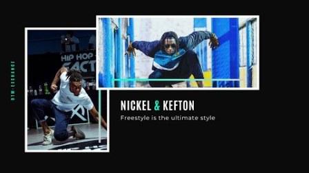 法国特色地下Hiphop系列赛事BTM exchange:Nickel Vs Kefton