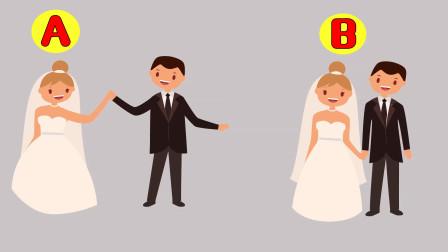 脑力测试:哪一个新娘是机器人?