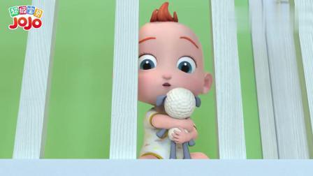 超级宝贝JOJO—宝宝穿衣服,JOJO学穿衣,值得宝宝骄傲的技能