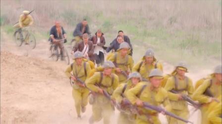 鬼子相对国军包饺子国军直接给他们来这招让鬼子狗咬狗