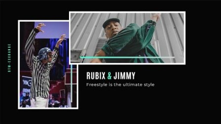 法国特色地下Hiphop系列赛事BTM exchange:Rubix Vs Jimmy