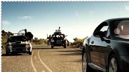末日侵袭:特工们被感染者,美女和对方飙起车,堪比速度与激情!精彩片段欣赏