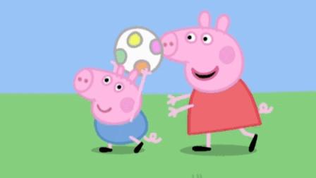 小猪佩奇第七季变身七彩美人鱼宝宝巴士猪猪侠小玲玩具