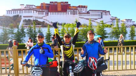 """骑行:阿里中线""""一错再错"""" 2019 世界海拔最高的喷泉,重返新藏线219,回到布达拉"""